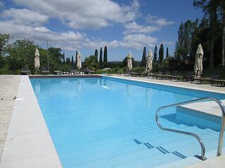 Casa da Insua pool