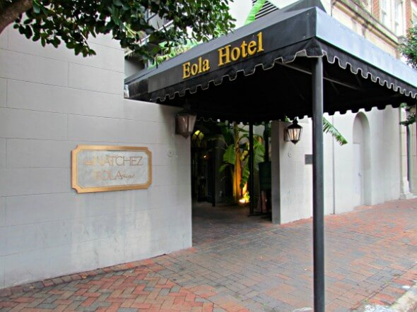 Hotel Natchez Eola Largest Building In Historic Downtown Mississippi