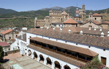 View of Parador de Guadalupe