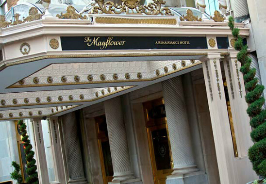 Grandeur in D.C. at The Mayflower Renaissance
