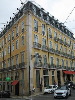 Barrio Alto hotel exterior