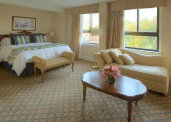 The Governor Suite, Historic Hotel Bethlehem