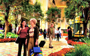 Shopping at Beau Rivage