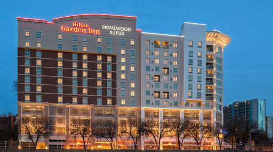 Catching Fire And Gone With The Wind Travel Hilton Garden Inn