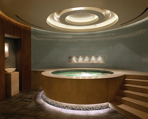 A luxurious spa retreat, Four Seasons Denver
