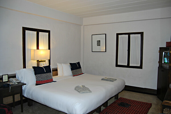 My Lanna Room accommodations at Tamarind Village