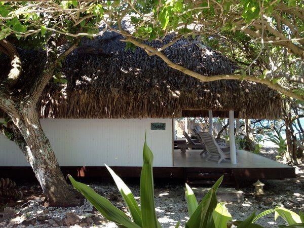 Bungalow, Les Relais de Josephine, Rangiroa, French Polynesia