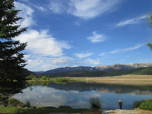 Lake, Jackson Fork Ranch