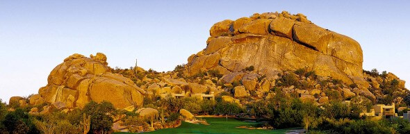 The Boulders Exterior Golf