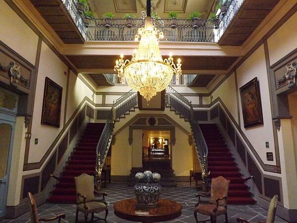 Puebla Mexico hotel