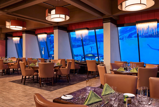 Sheraton Steamboat Seven Mountains Grill
