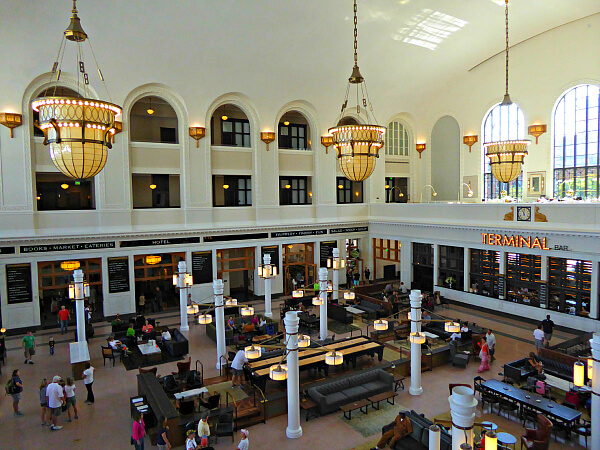 New Crawford Hotel Denver S Union Station