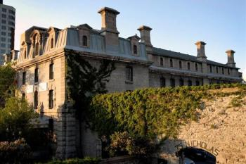 A Haunted Jail Stay in Ottawa, Ontario