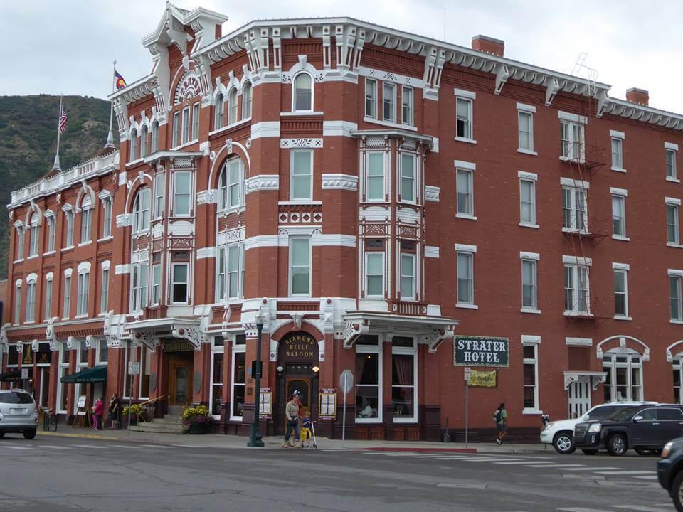 Strater Hotel Durango