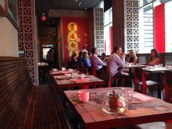 Luckee Restaurant, Soho Metropolitan Hotel, Toronto, ON Canada