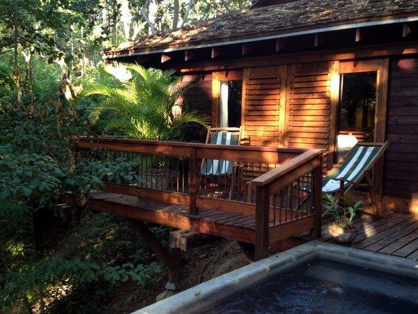 Pelicano suite, Aqua Wellness Resort, Nicaragua