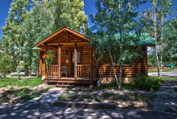 High country lodge pagosa springs colorado for Log cabin gunsmithing