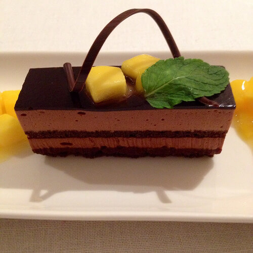 valrhona, dessert, Viking River Cruises