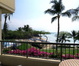 Room view Hapuna Beach Prince Hotel