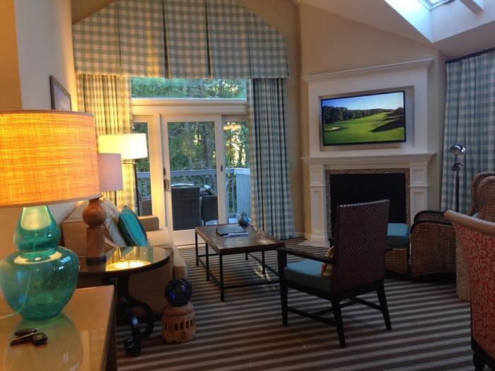 Ocean Edge Hotel Cape Cod Part - 46: A Living Room In An Ocean Edge Suite