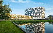 Hilton Amsterdam Airport Schiphol exterior