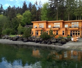 Snug Harbor Resort, San Juan Island, Washington