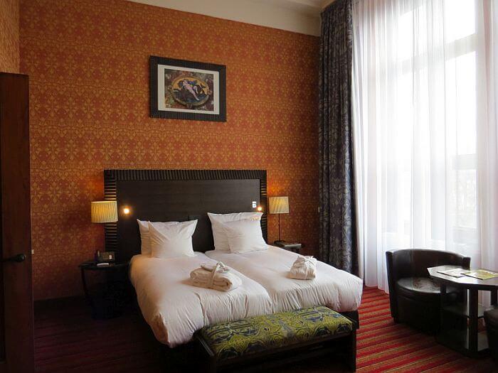 Room at Amrath Hotel