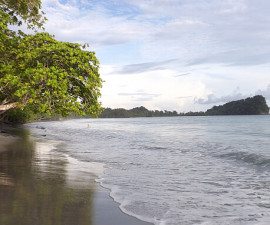 Manuel Antonio beachfront
