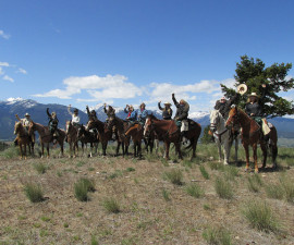 Triple Creek Ranch, rocky mountain rendezvous, montana
