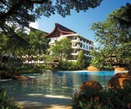Shangri-La Rasa Sayang resort