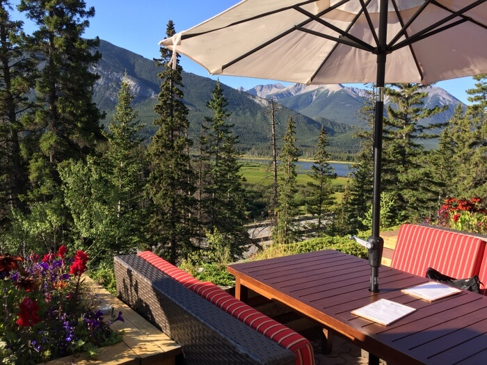 Juniper Hotel Banff Great Views Great Breakfasts