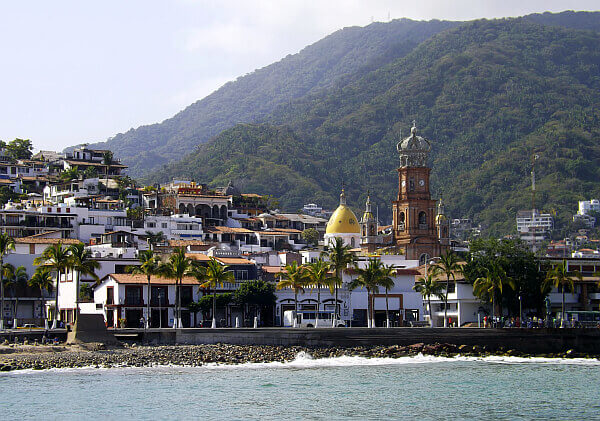 downtown Puerto Vallarta