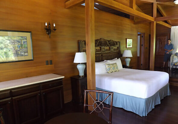 Playa Cativo lodge suite