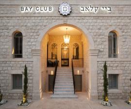 Bay Club exterior