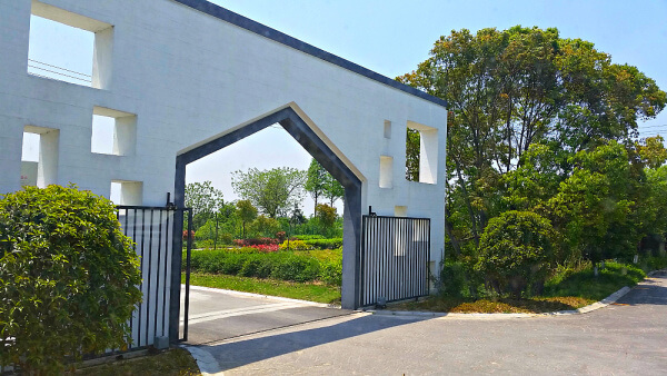 TaiHu-Entrance