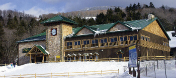Bear Paw Ski Lodge is part of the resort