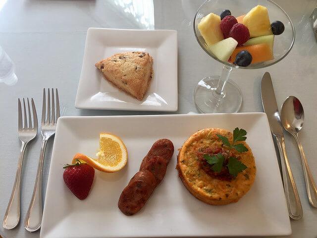 breakfast, arbor guest house, napa bed & breakfast, napa, california