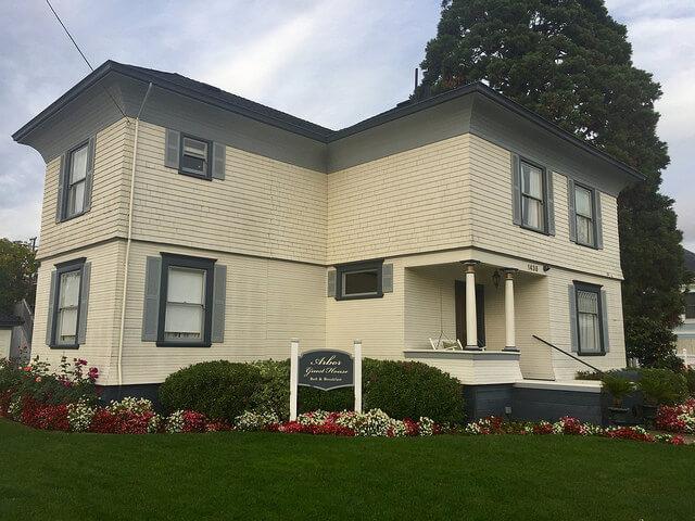 arbor guest house, bed & breakfast, napa, california