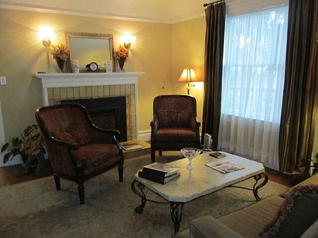 arbor guest house, napa, california, bed and breakfast