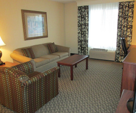 comfort suites, hotel room, suite