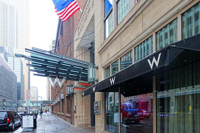 HistoricHip Style at W Minneapolis The Foshay