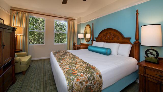 Bring the grand family disney 39 s saratoga springs resort spa for 2 bedroom hotels near disney world