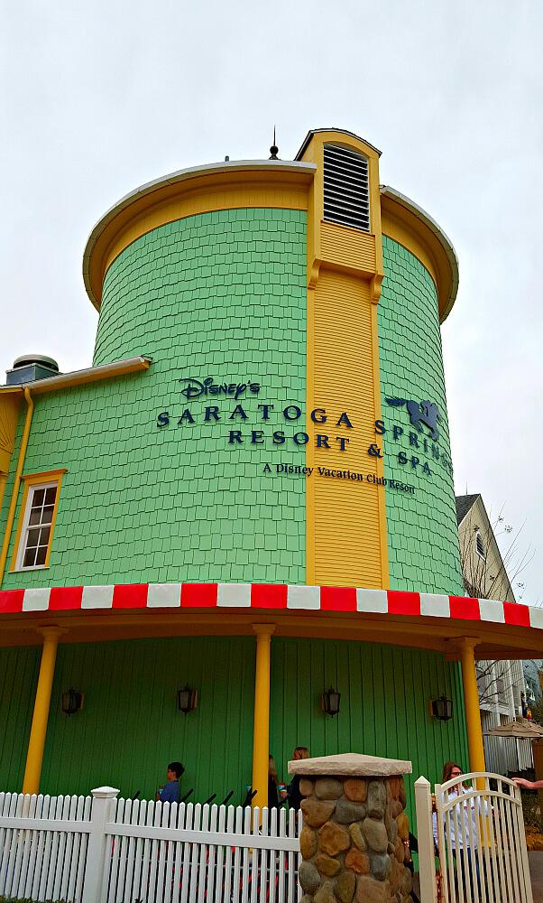 Saratoga Springs Resort Spa
