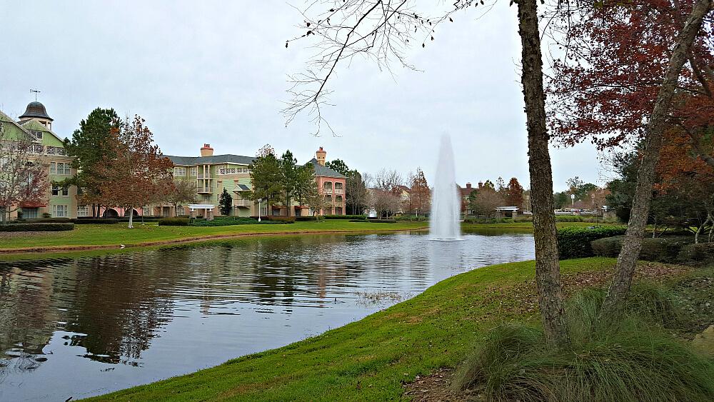 Saratoga Springs Resort - WDW