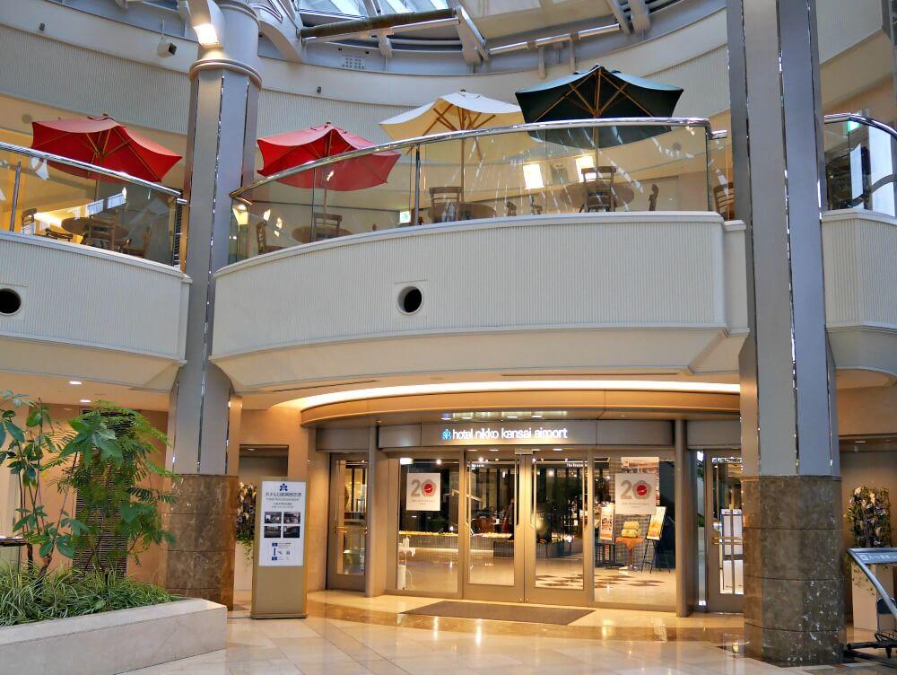 Hotel Nikko Osaka Airport Shuttle