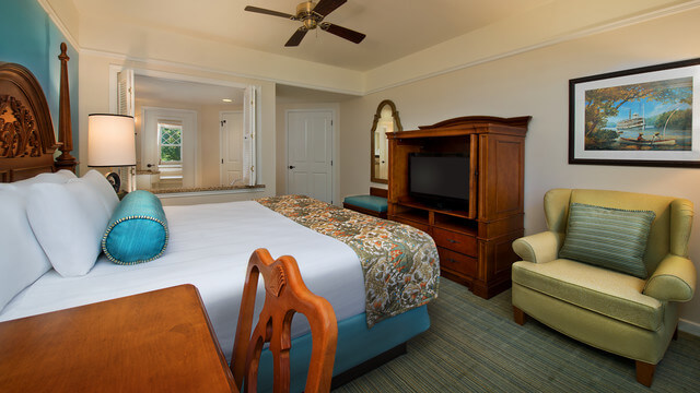 Walt Disney World Resorts Caters To Extended Families