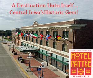 Hotel Pattee Iowa