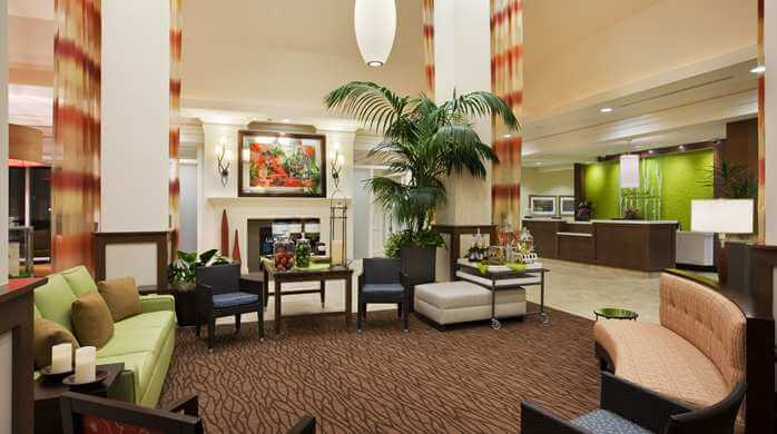 Our newly-built Hilton Garden Inn Salt Lake City Airport hotel features all the comforts you have come to expect, such as indoor pool, on-site restaurant and even complimentary WiFi.