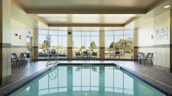 Hilton Garden Inn Salt Lake City Airport Pool