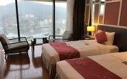 Guest room Royal Lotus Hotel Halong
